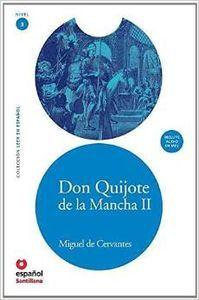 Don quijote de la mancha ii (adaptacion)