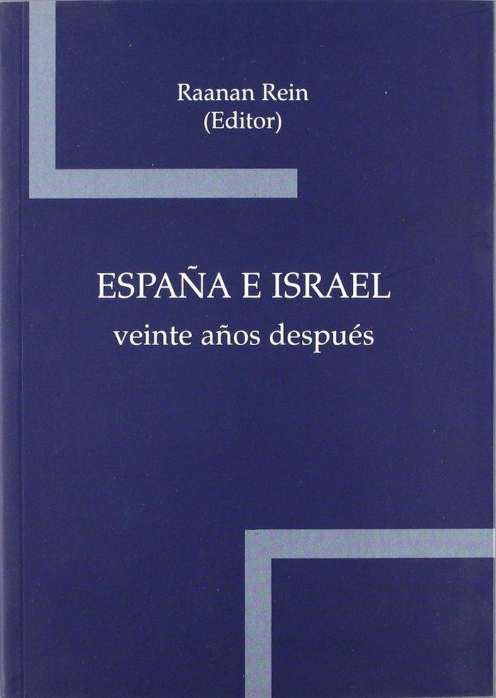 España e israel