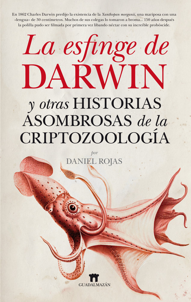 Esfinge de darwin y otras historias fabulosas de la cripta