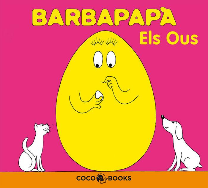 Barbapapa. els ous