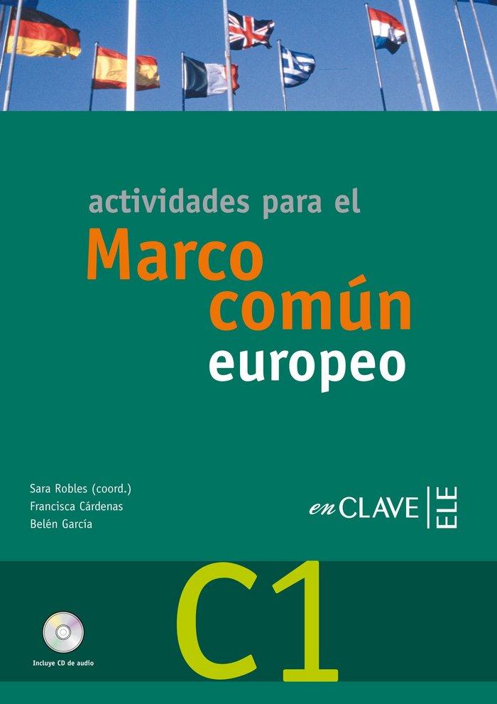 Actividades para el marco comun europeo c1+cd