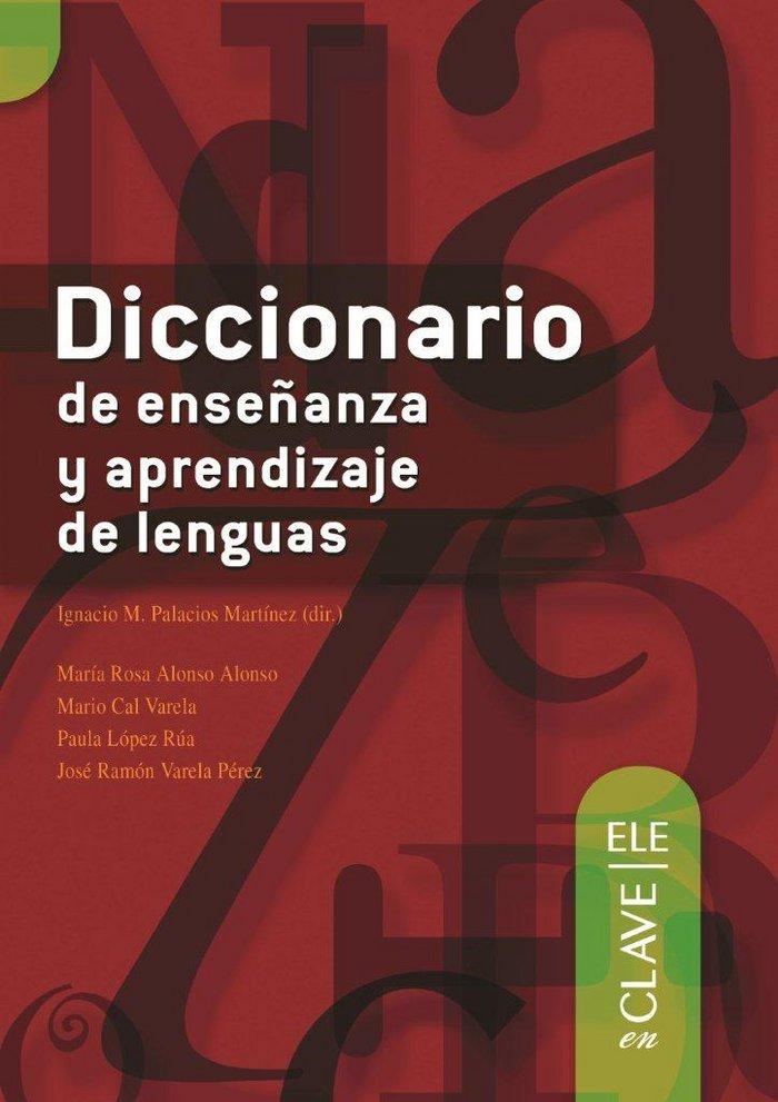 Diccionario de enseñanza y aprendizaje de lenguas