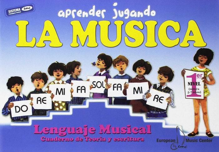 Aprendes jugando la musica