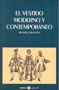Vestido moderno y contemporaneo,el