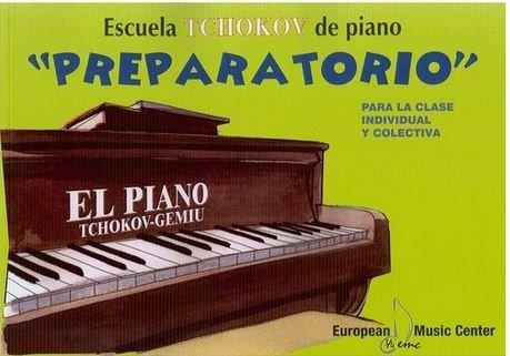 Escuela tchokov piano preparatorio