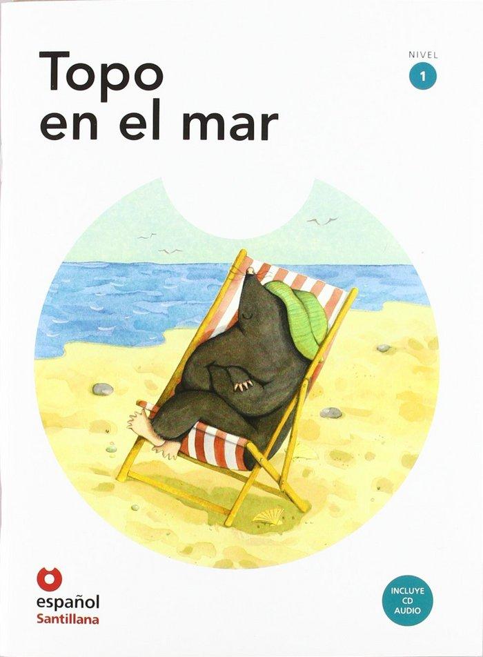 Topo en el mar (+cd) nivel 1