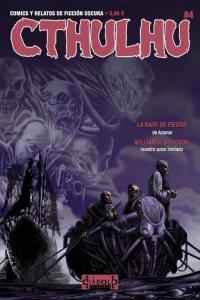 Cthulhu 04 comics y relatos de ficcion oscura