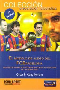 Modelo de juego del fc barcelona,el