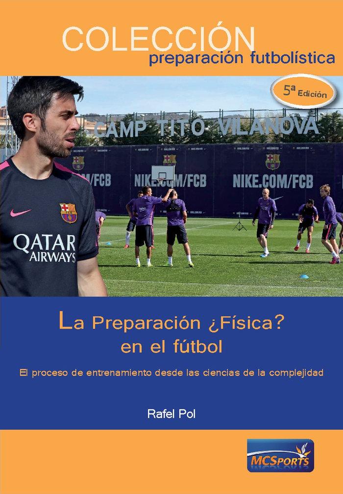 Preparacion fisica en el futbol,la