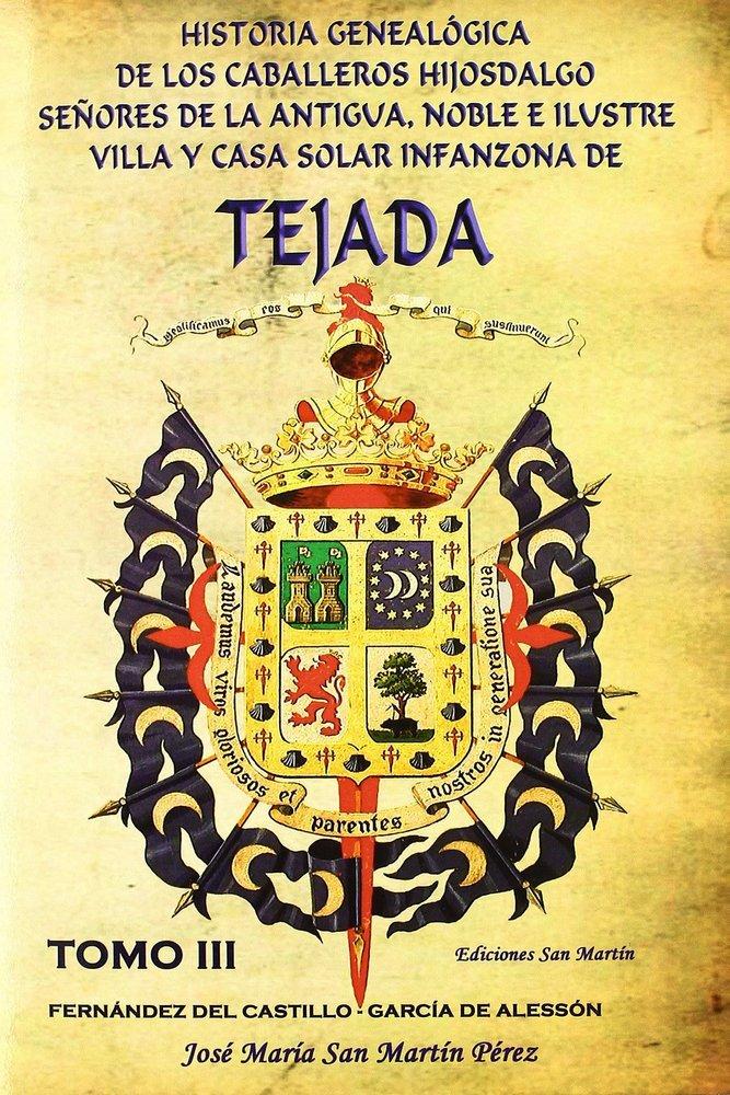 Ha. genealogica de los caballeros señores de la antigua iii