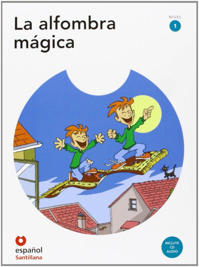La alfombra magica (+cd) nivel 1 (leer en espaÑol)