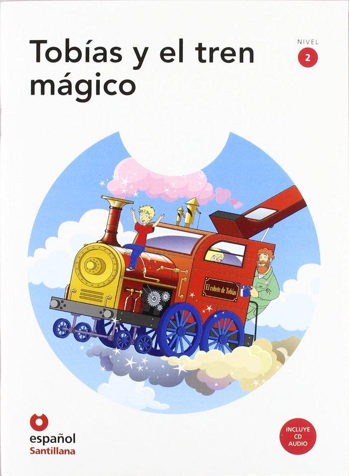 Tobias y el tren magico (+cd) nivel 2