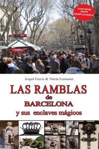 Ramblas de barcelona y sus enclaves magicos,las