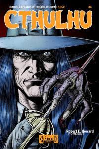 Cthulhu 06 comics y relatos de ficcion oscura