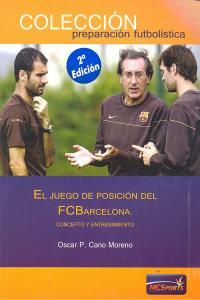 Juego de posicion del fc barcelona,el