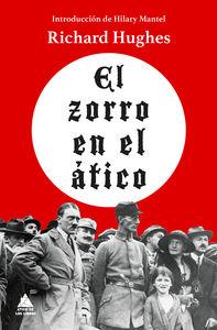 Zorro en el atico,el