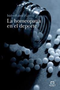 Homeopatia en el deporte,la