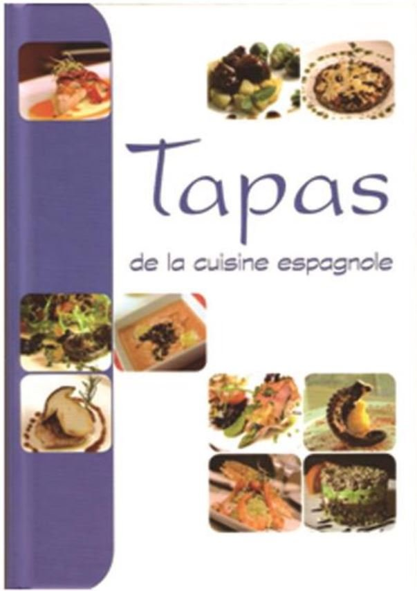 Tapas de la cuisine espagnole