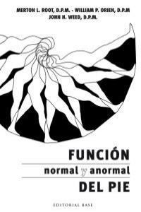 Funcion normal y anormal del pie