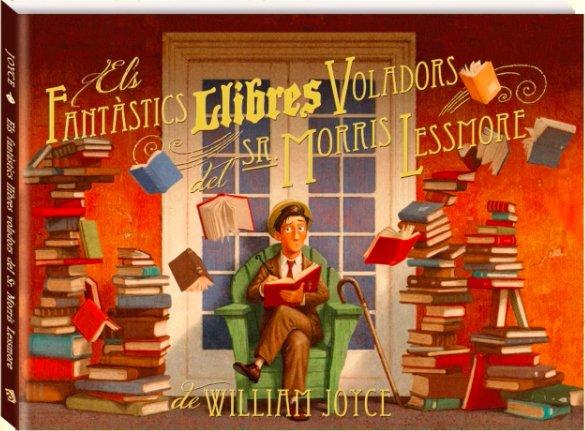 Els fantastics llibres voladors del sr. morris lessmore