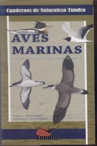 Cuadernos naturaleza 9 aves marinas int.especies ibericas