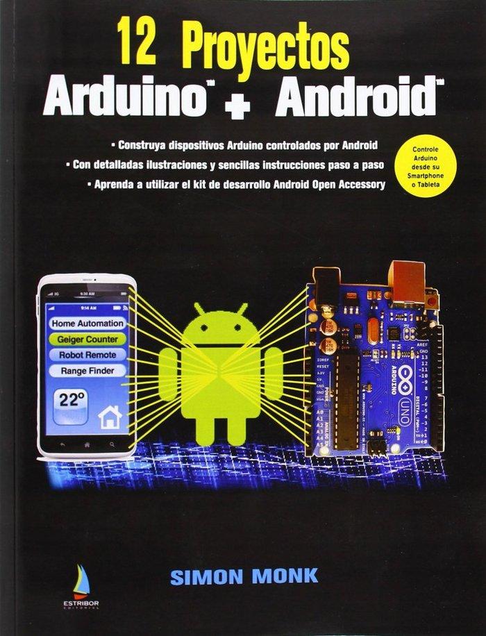 12 proyectos arduino y android