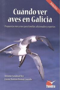Cuando ver aves en galicia