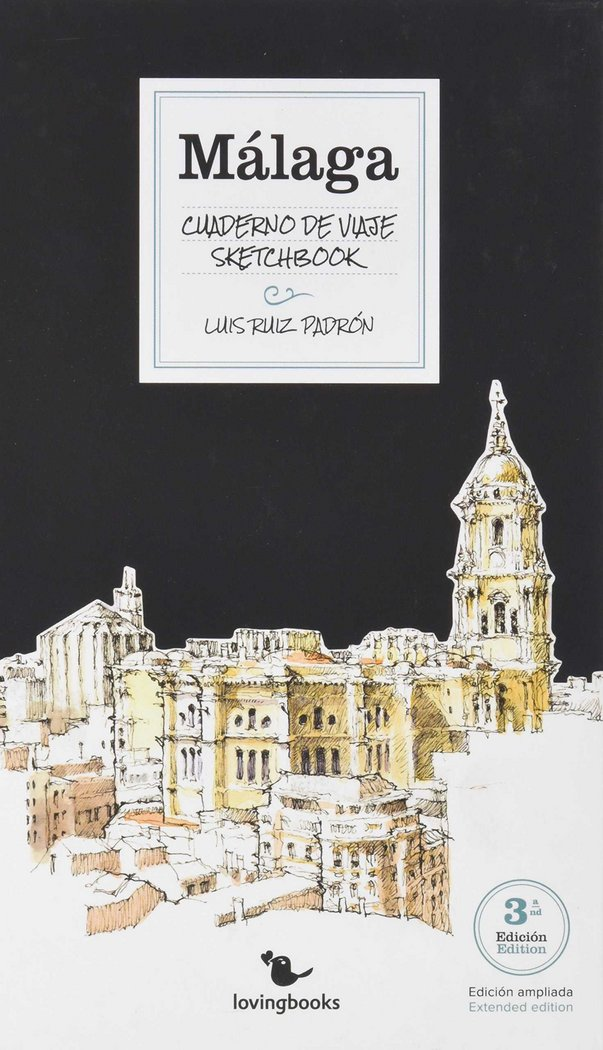 Malaga cuaderno de viaje sketchbook ne