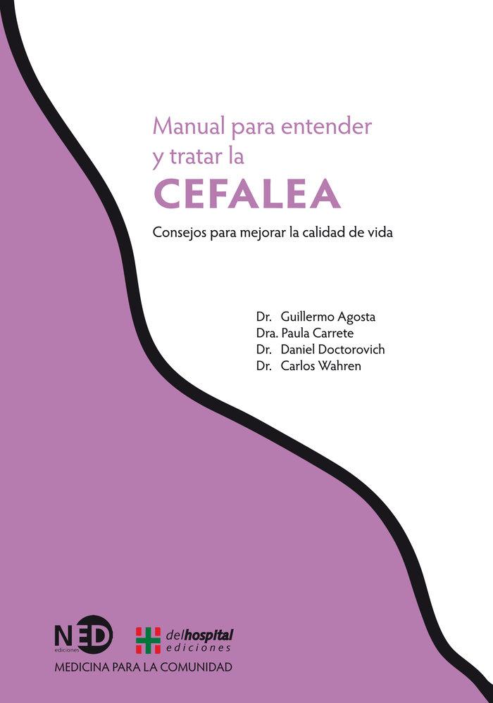 Manual para entender y tratar la cefalea