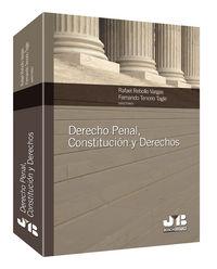 Derecho penal, constitucion y derechos.