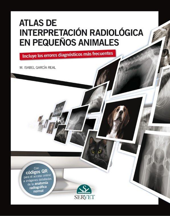 Atlas de interpretacion radiologica en pequeños animales