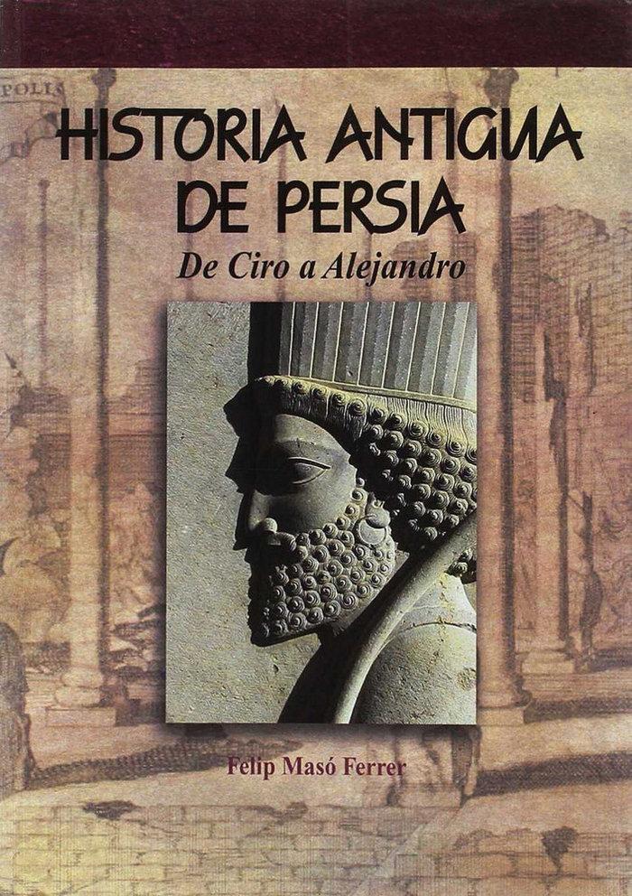 Historia antigua de persia