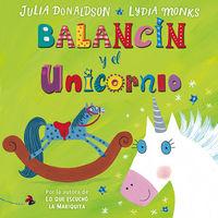 Balancin y el unicornio