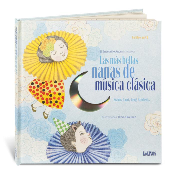 Mas bellas nanas de musica clasica,las