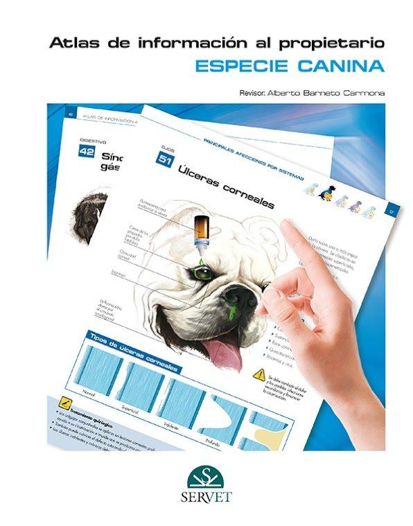 Atlas de informacion al propietario especie canina