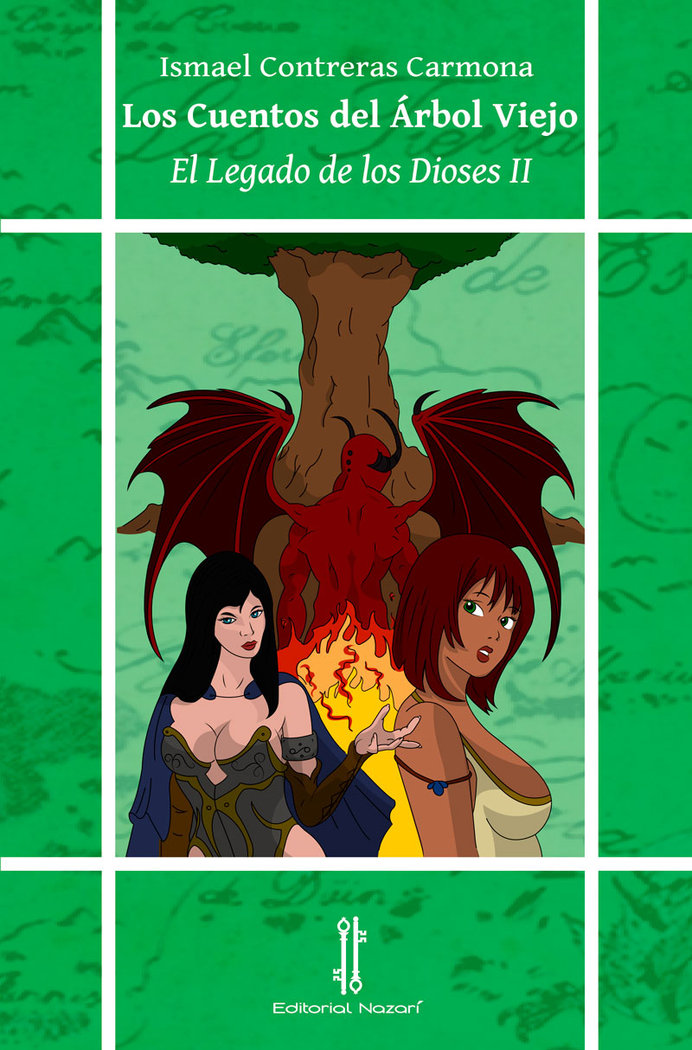 Legado de los dioses ii los cuentos del arbol viejo