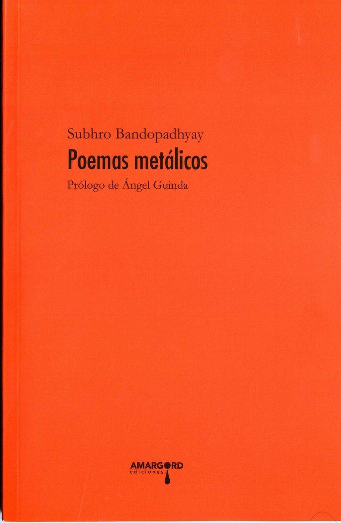 Poemas metalicos