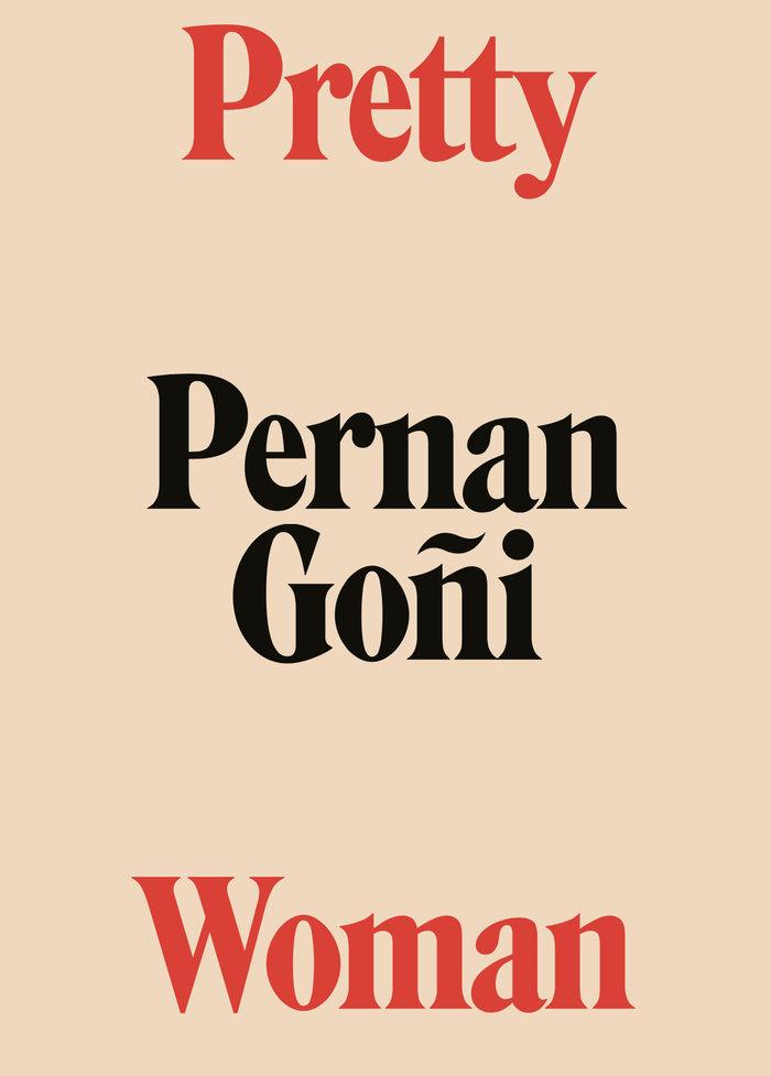 Pretty woman pernan goñi