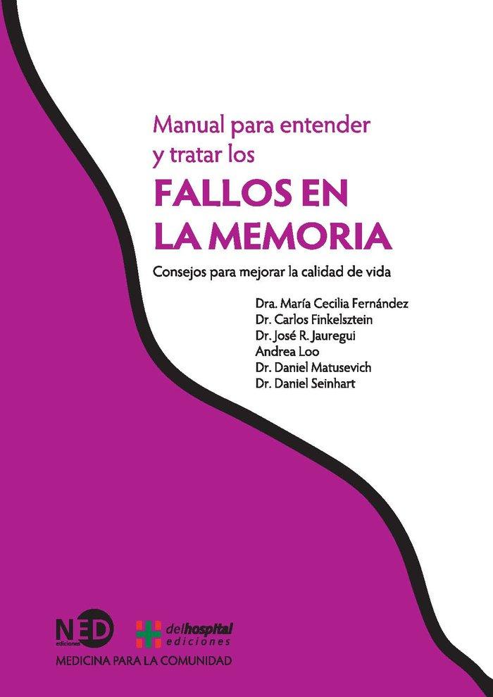Manual para entender y tratar fallos en la memoria