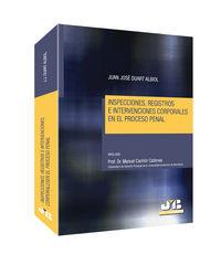 Inspecciones, registros e intervenciones corporales en el pr