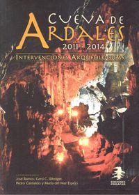 Cueva de ardales 2011-2014
