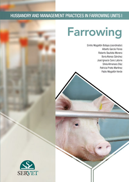 Husbandry and management practices in farrowing units