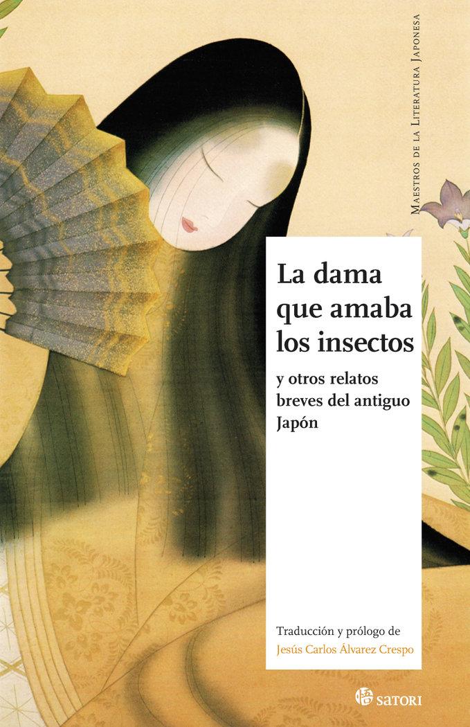 Dama que amaba los insectos,la