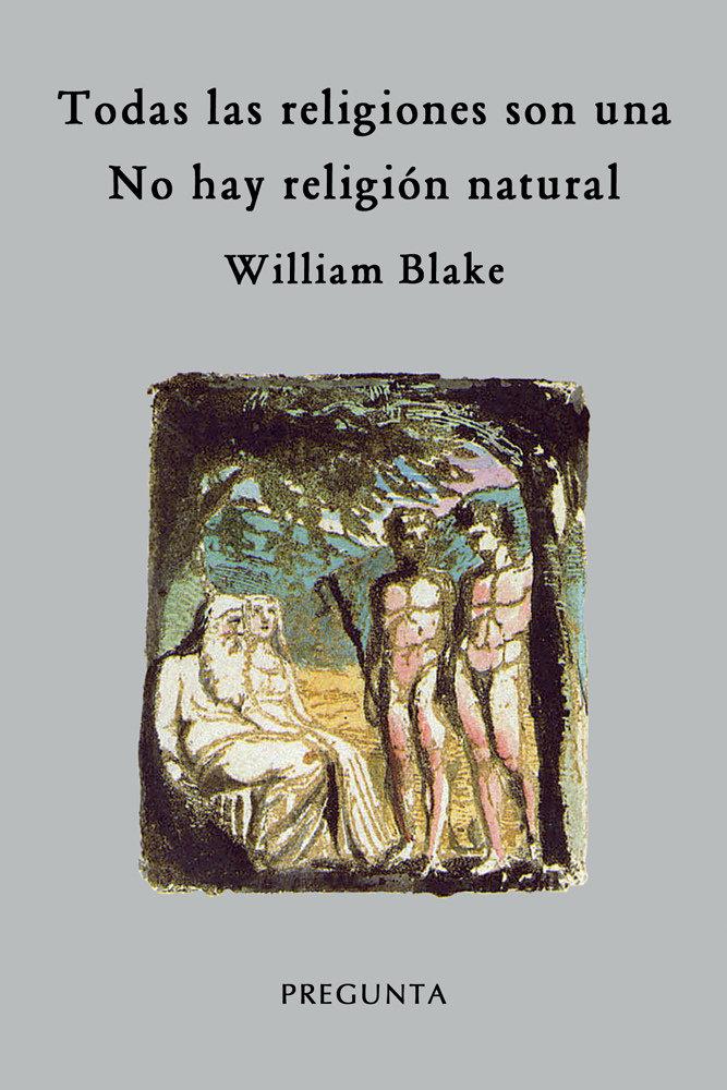 Todas las religiones son una / no hay religion natural