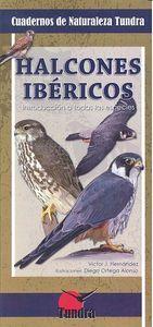 Cuadernos naturaleza 12 halcones ibericos