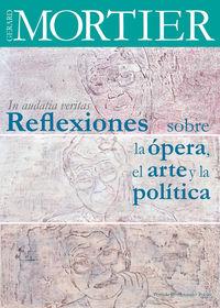 Reflexiones sobre la opera el arte y la politica