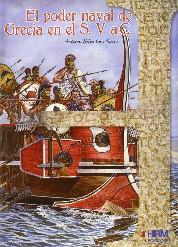 Poder naval de grecia en el s. v a.c.,el