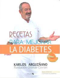 Recetas para mejorar la diabetes