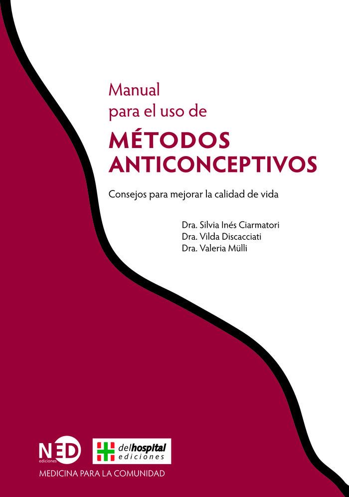 Manual de uso de metodos anticonceptivos consejos para mej