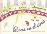 Letras en el circo